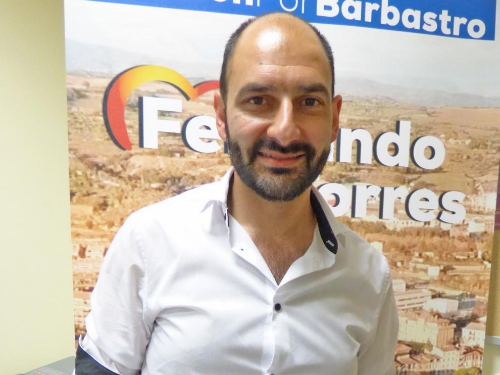 PP y Cs firman un acuerdo para investir a Torres como alcalde de Barbastro