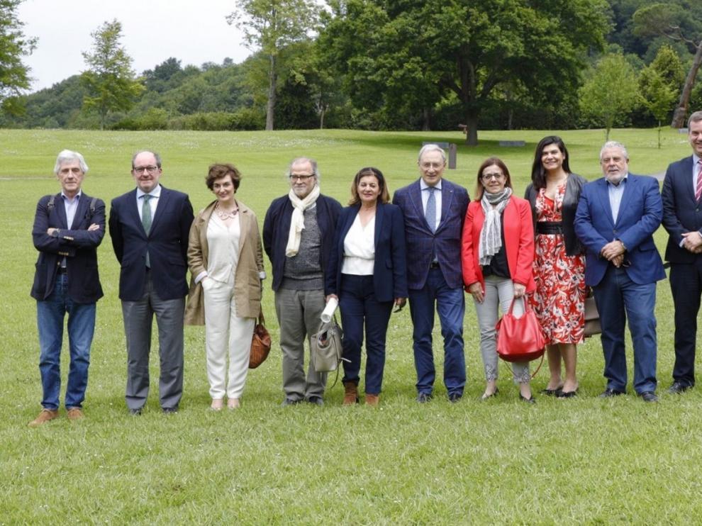 Los miembros de la Forta pactan iniciar el proceso de incorporación a la UER