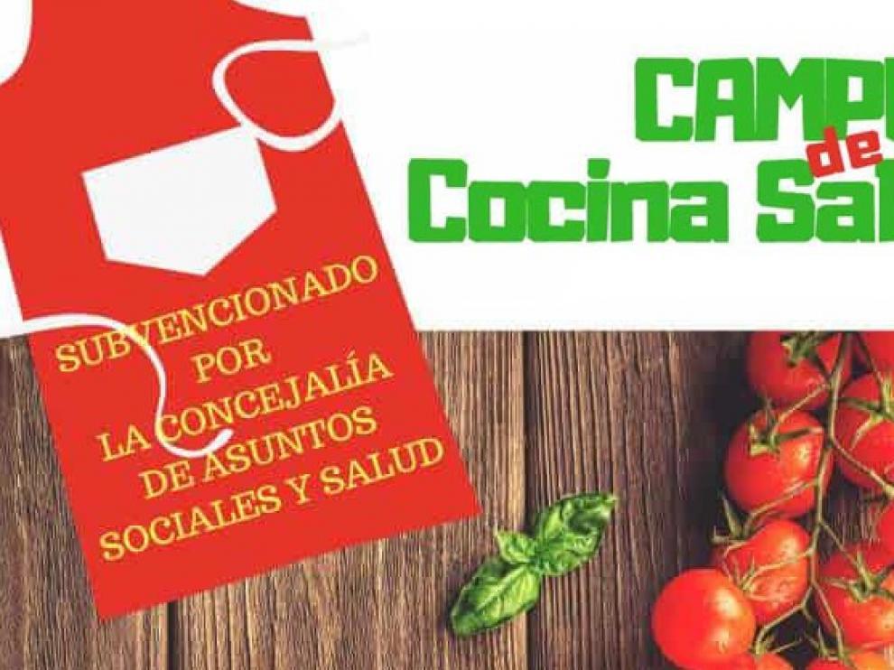Abierto el plazo de inscripción en el Campus de verano de cocina saludable de Monzón