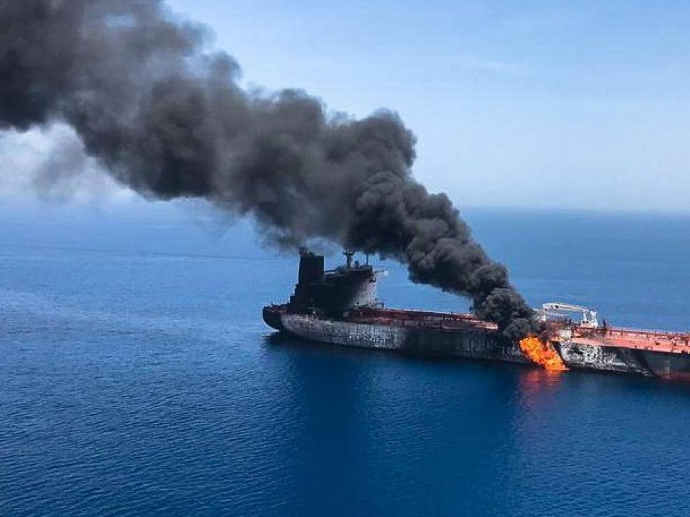 """Zarif acusa a EEUU de """"sabotear la diplomacia"""" y no tener pruebas contra Irán"""