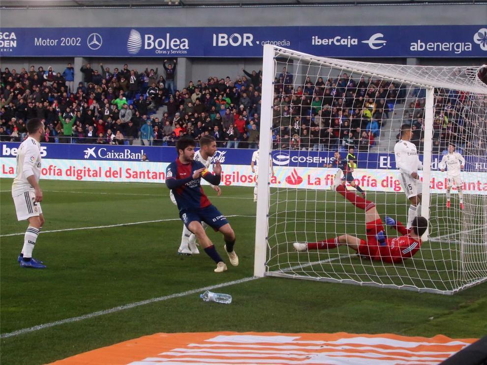 El Huesca confirma el acuerdo con el Levante para el traspaso de Melero por 3,6 millones de euros