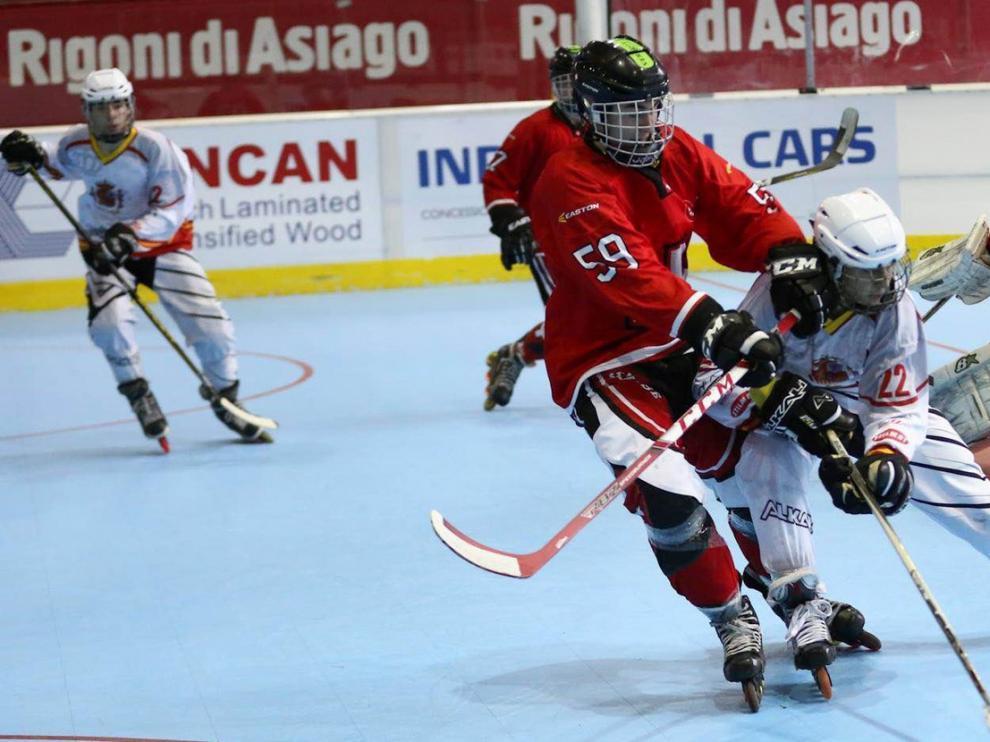Canfranc celebrará el campeonato de España júnior de hockey en línea
