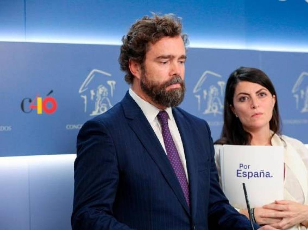 """Vox pide a Sánchez que ataje la """"injerencia francesa"""" en la política española"""