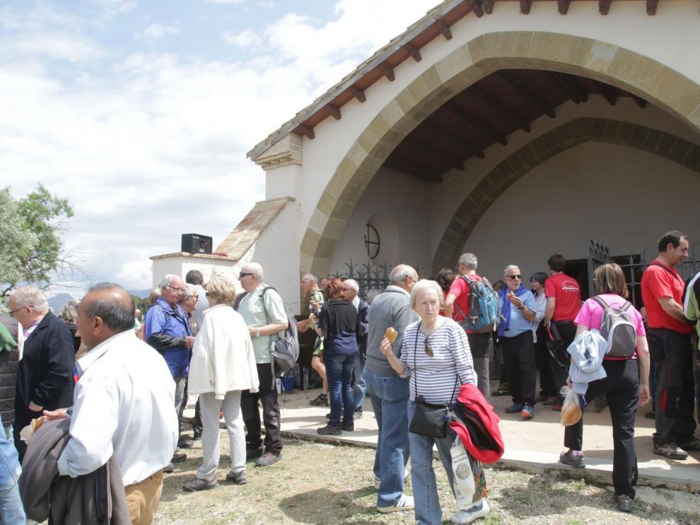 La romería anual a la ermita de Jara se celebra este domingo