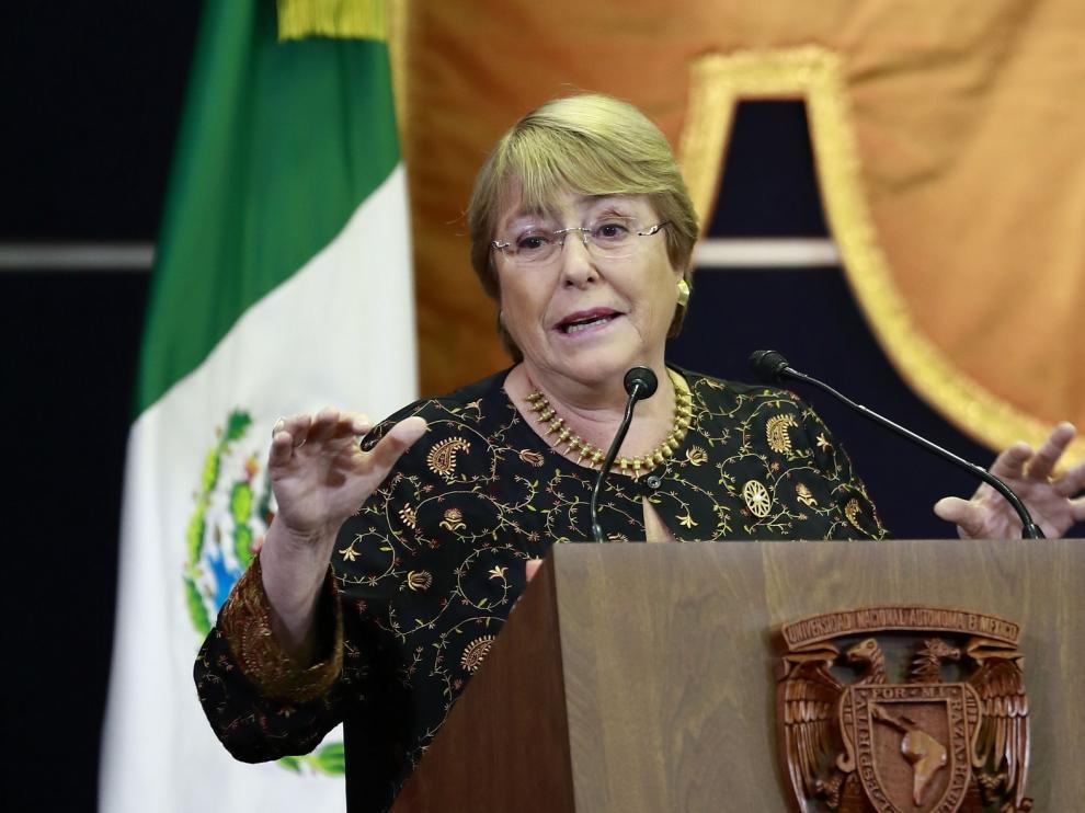 Bachelet visitará Venezuela la próxima semana después de meses de negociaciones
