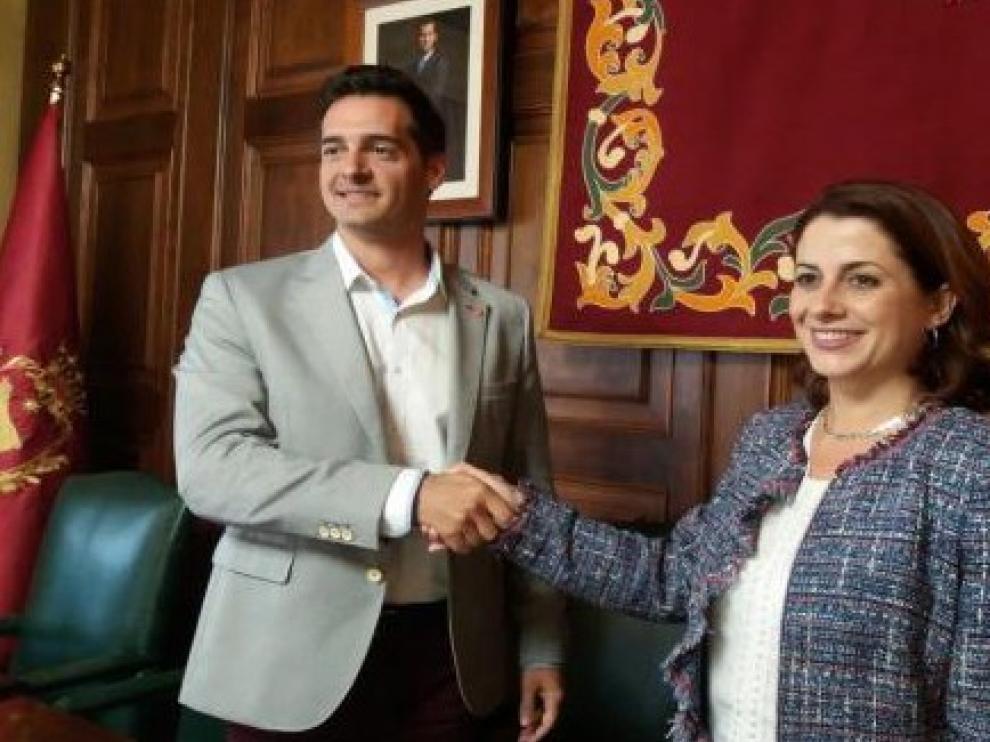Emma Buj (PP) continuará al frente de Teruel y Fuertes (Cs) será el teniente de alcalde