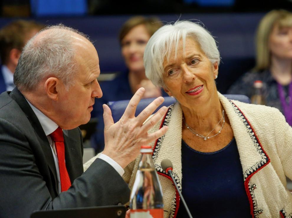 La UE acuerda las bases del presupuesto del euro