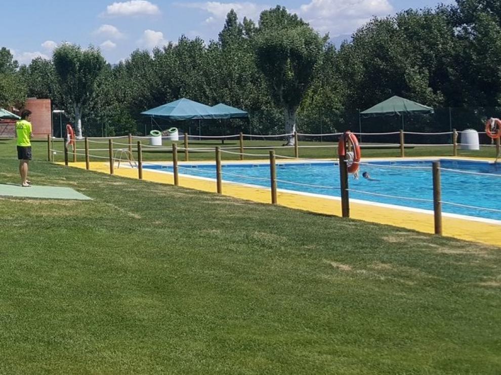 Las piscinas de Graus inician este sábado la temporada