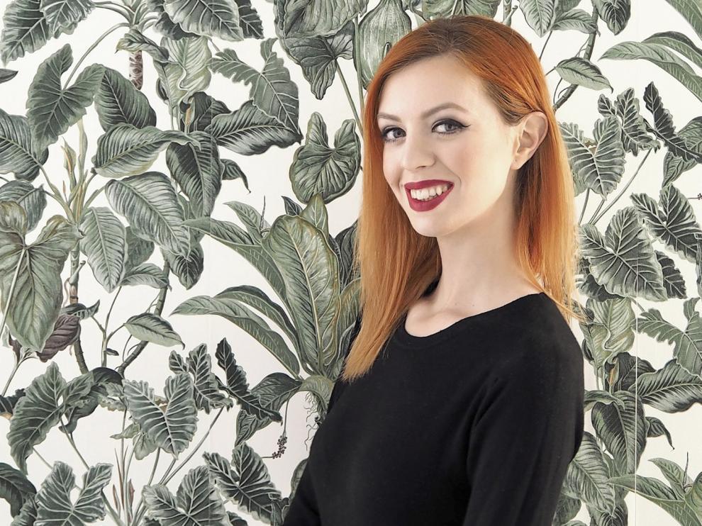 """Cristina Moya Aspiroz: """"Nunca imaginé que mis diseños viajarían tan lejos"""", asegura"""