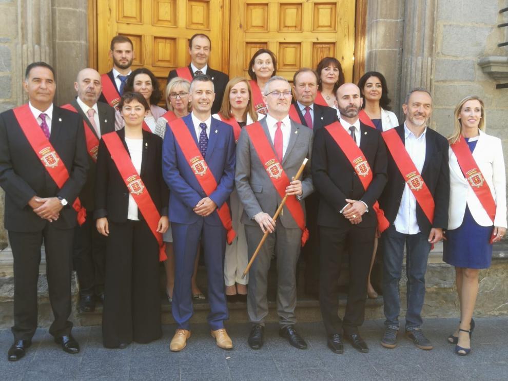 Juan Manuel Ramón, del PSOE, es reelegido alcalde de Jaca por mayoría absoluta