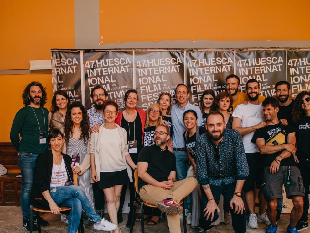 España, Polonia y Alemania se llevan los Premios Danzante en Huesca