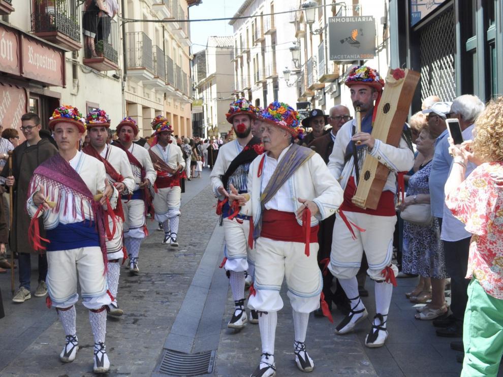 Carmen París, apuesta musical de las fiestas mayores de Jaca