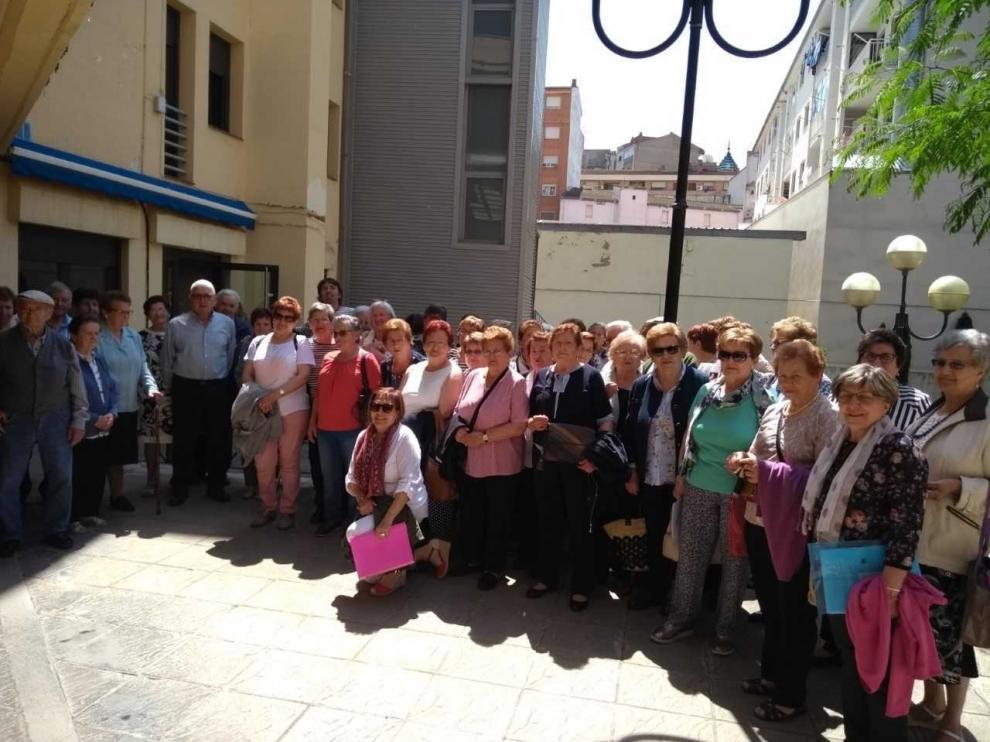 Más de 4.000 personas participan en el programa de Envejecimiento Activo