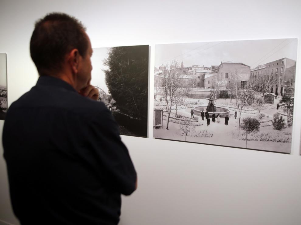 La DPH lleva a los jóvenes a la exposición de Rodolfo Albasini