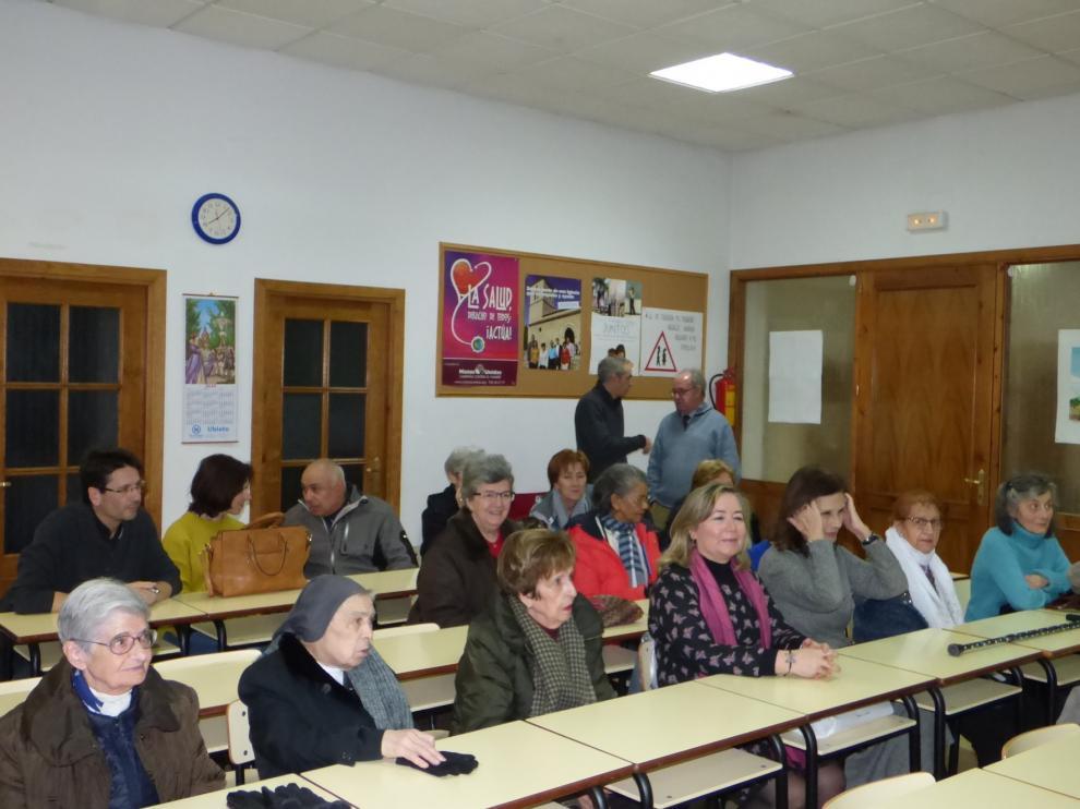 Fin de curso del Equipo Ecuménico de Sabiñánigo