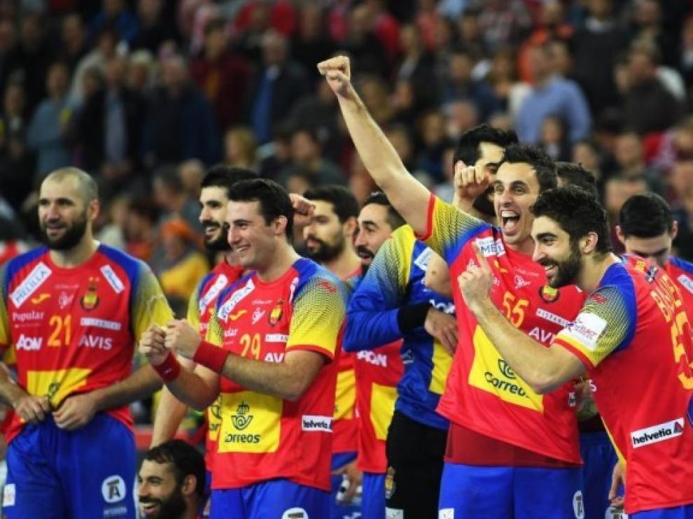 España consigue la EHF Euro Cup con un gran triunfo ante Noruega (30-31)
