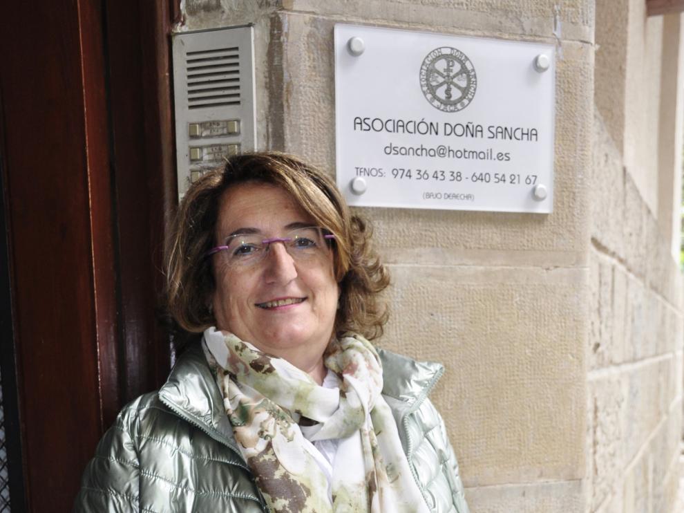 """Elisa Dumall: """"Doña Sancha fue un revulsivo para que la mujer saliera de casa"""""""