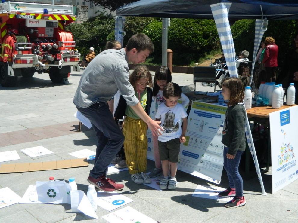 La Comunidad de Trabajo de los Pirineos conciencia en Jaca sobre el cambio climático