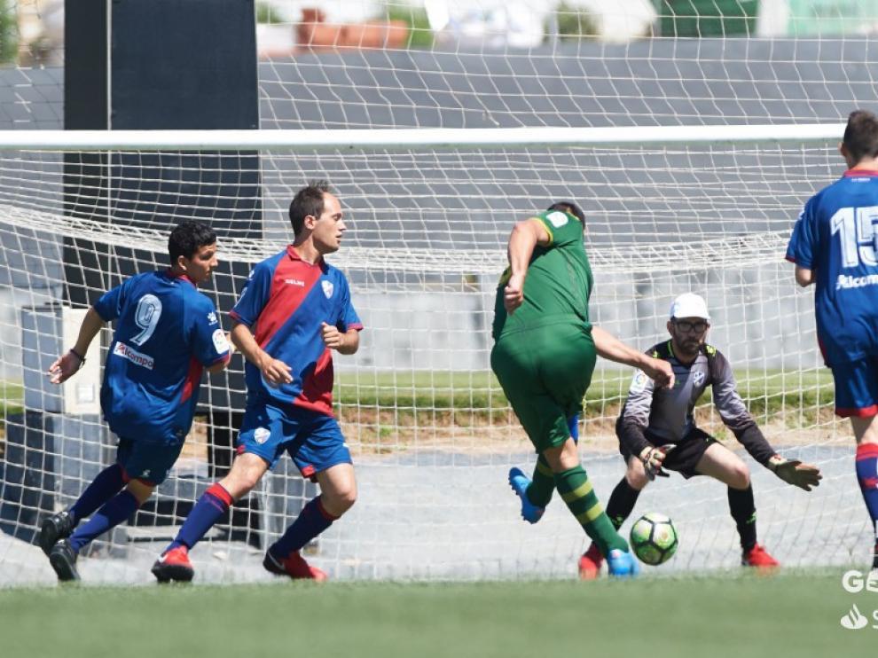 El Huesca cierra su segundo año en la Genuine