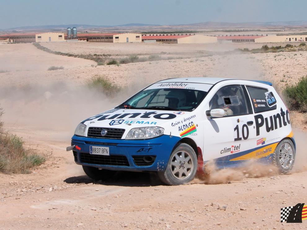 Osca Motor Club ocupa dos escalones del podio en la prueba de Albalate