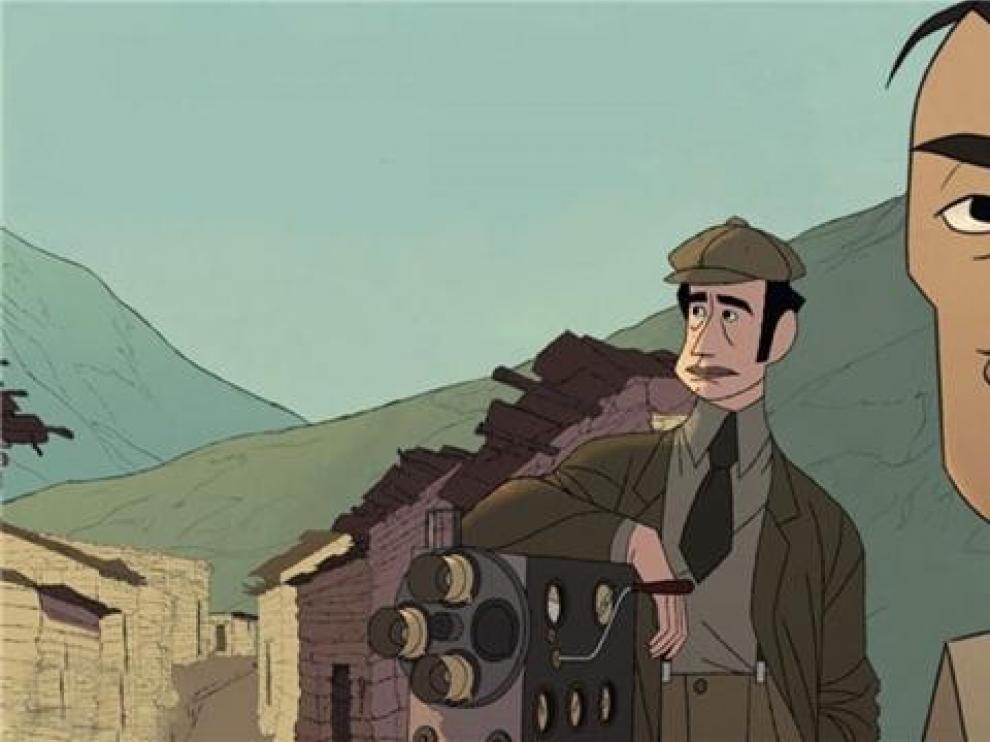 'Buñuel en el laberinto de las tortugas', preseleccionada para representar a España en los Óscar