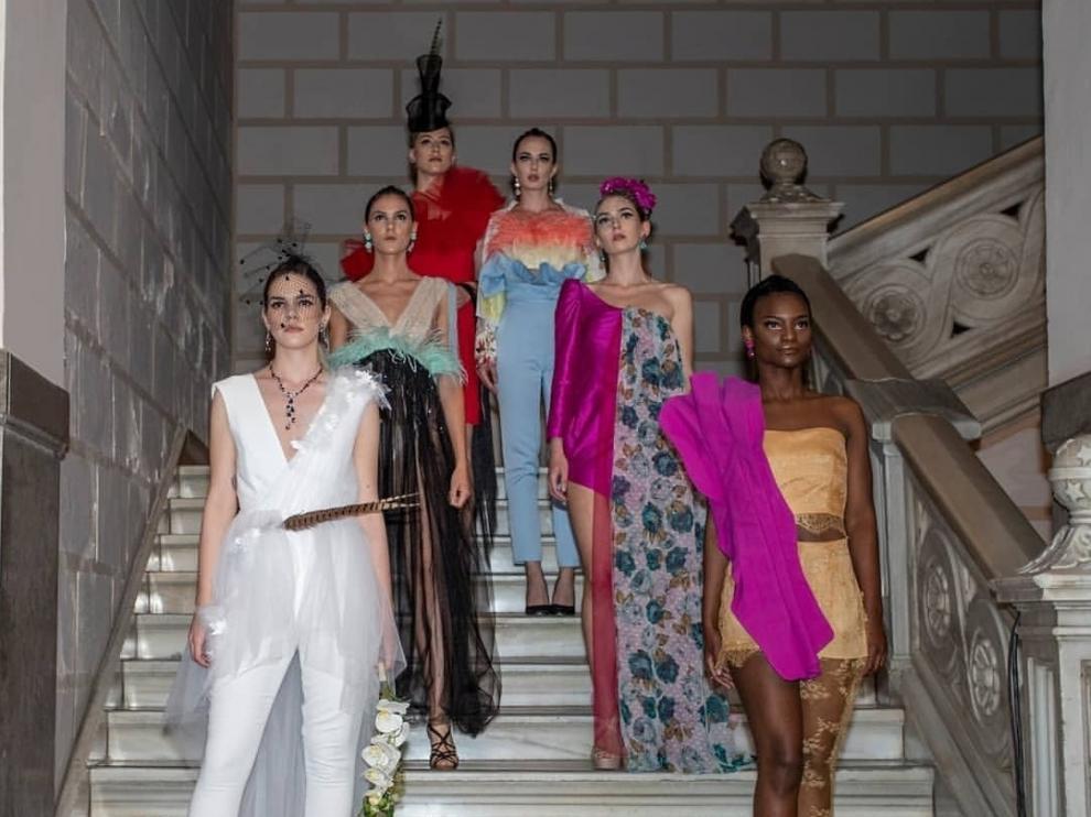 """Orosia Monlat se inicia en la moda con """"Amarte"""", su primera colección"""