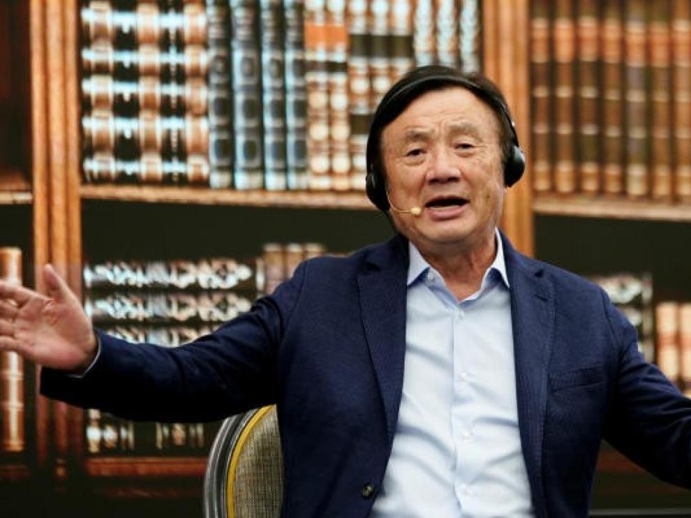 Huawei ingresará 30.000 millones dólares menos por el veto de EEUU, según su fundador