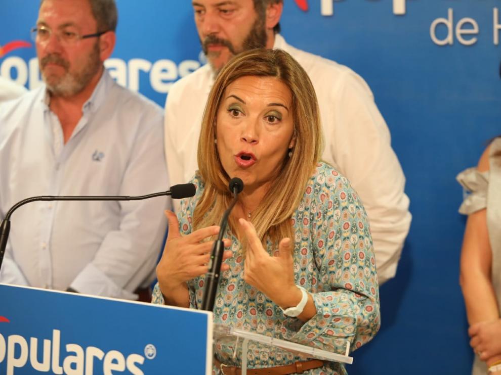 El PP presenta este martes la moción de censura en el Ayuntamiento de Huesca