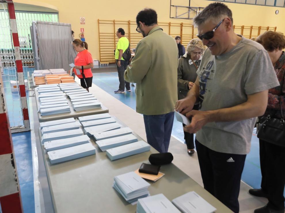La lista completa de los alcaldes de la provincia de Huesca, que incluye 65 nuevos nombres