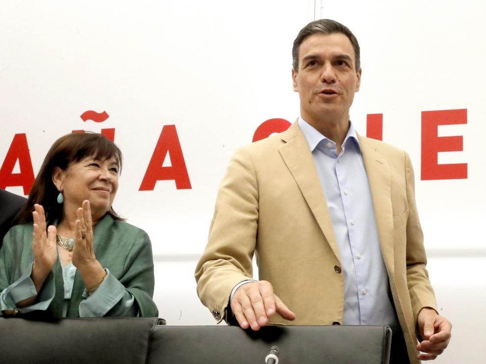 Sánchez se presentará a la investidura aunque carezca de apoyos