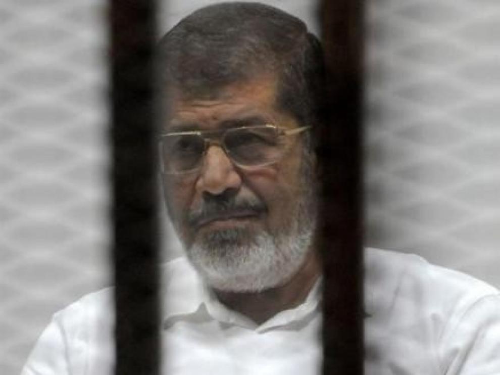 El expresidente egipcio Mursi fallece durante un juicio
