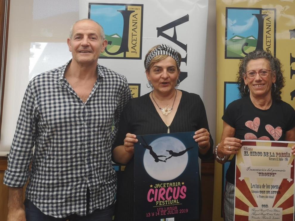 El Jacetania Circus Festival volverá a mostrar la magia del circo en Villanúa