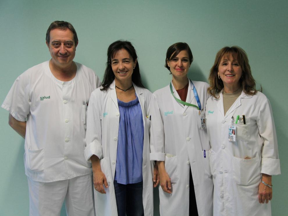 Premian al Hospital Miguel Servet por sus cirugías oncoplásticas en cáncer de mama