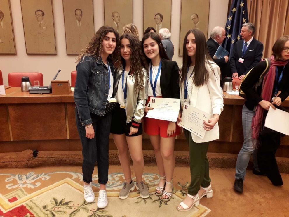 Alumnas de Monzón ganan el Nacional de Narrativa de la Fundación Machado