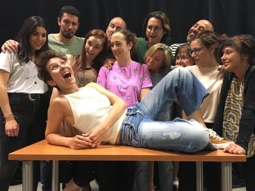 Lunatika hará reír este miércoles al público en la Muestra de Teatro y Danza Joven