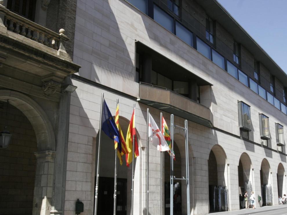 La Diputación Provincial de Huesca podría constituirse a mediados de julio