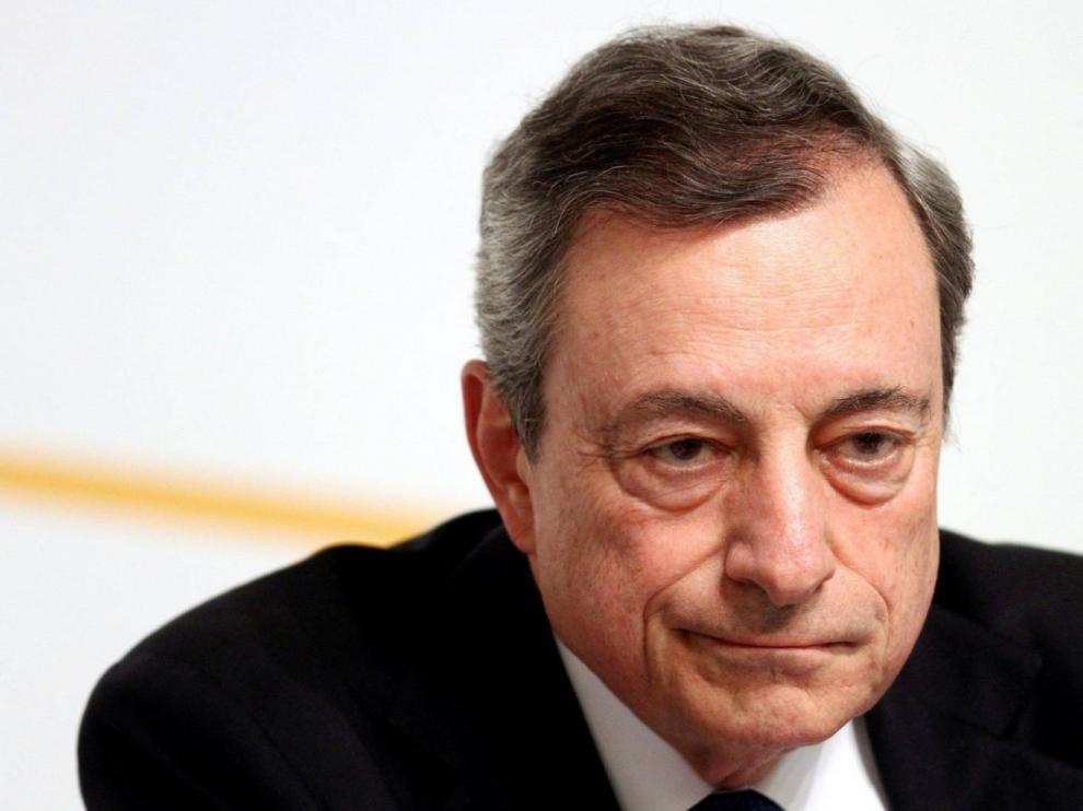 El BCE sopesa activar nuevos estímulos como bajar el interés