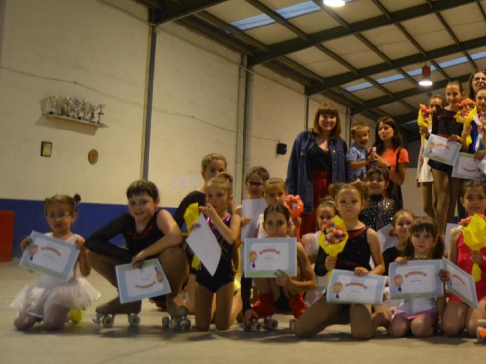 El Club Patín Huesca cierra el curso con un animado torneo Social