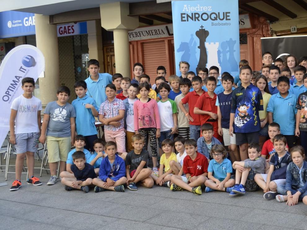 El XIV Torneo San Ramón reúne a sesenta jugadores