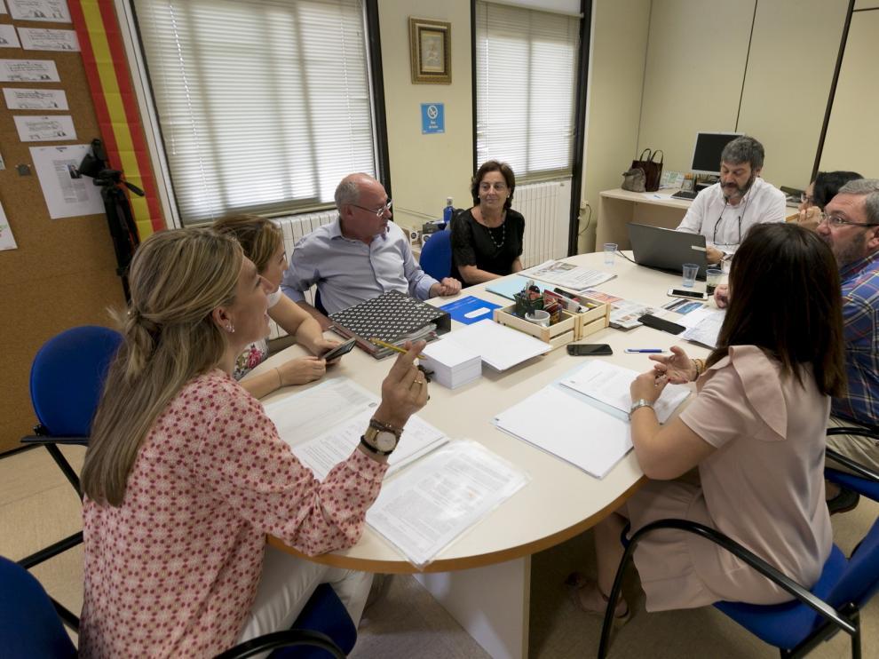 A punto de finalizar el plazo dado por el PP de Huesca para obtener el apoyo de Ciudadanos y Vox a la moción de censura