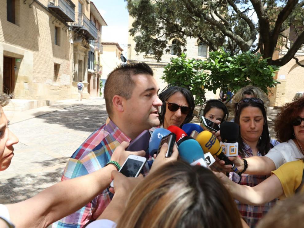 La moción de censura del PP de Huesca se ve truncada al no obtener los apoyos de Ciudadanos y Vox