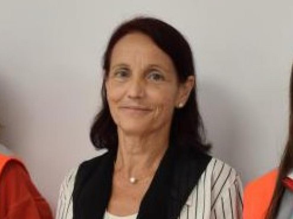 Pilar Cintora se convierte en la primera mujer en presidir Cruz Roja en Aragón