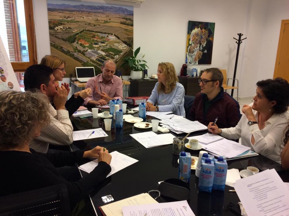 Comienza este miércoles en Sariñena el encuentro de profesionales de los servicios sociales de Francia y España