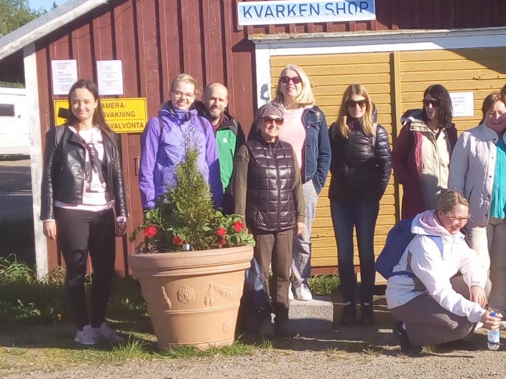 El Centro Educativo de Personas Adultas Miguel Hernández de Huesca visita Finlandia dentro del marco de un Proyecto Erasmus+