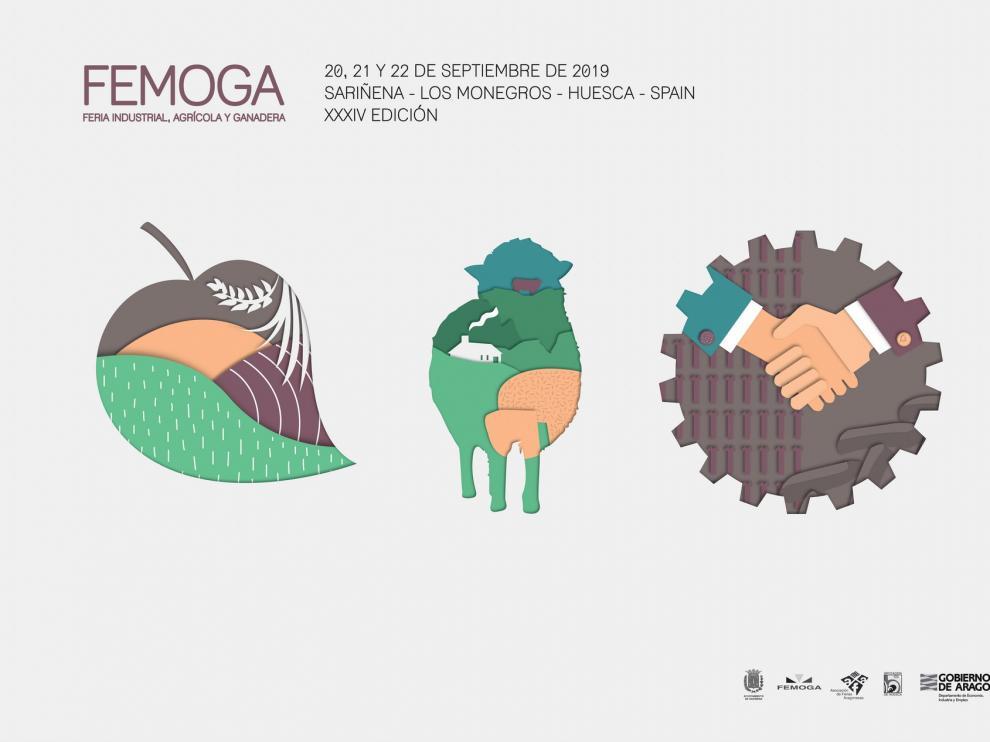 El Comité Organizador de Femoga elige el cartel anunciador de la feria 2019