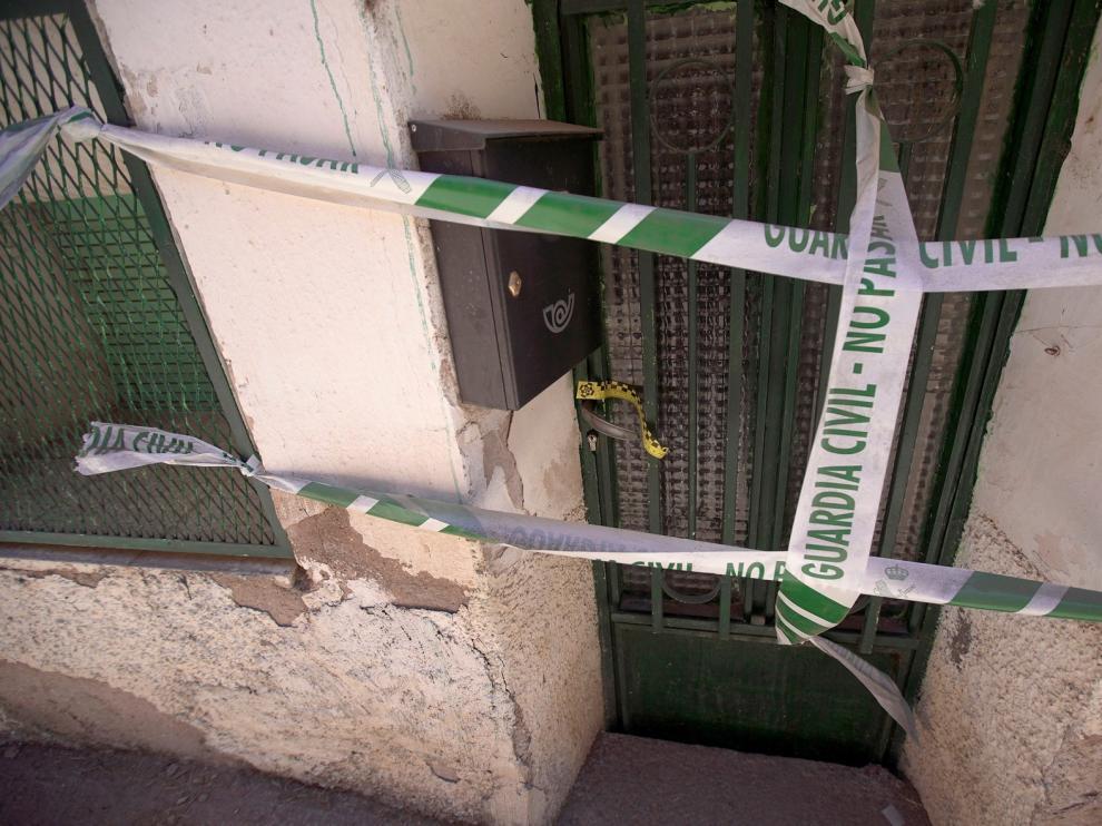 Detenidos dos hermanos como presuntos autores de la muerte de su madre en Teruel