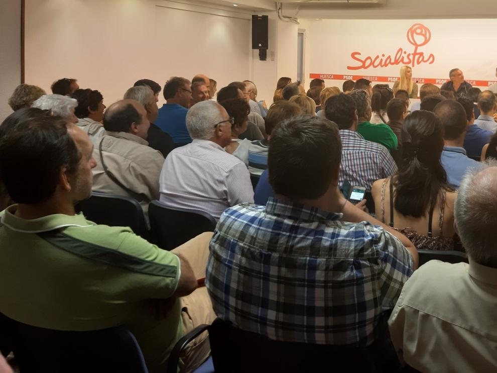El PSOE Alto Aragón propone a Miguel Gracia como presidente de la Diputación Provincial de Huesca