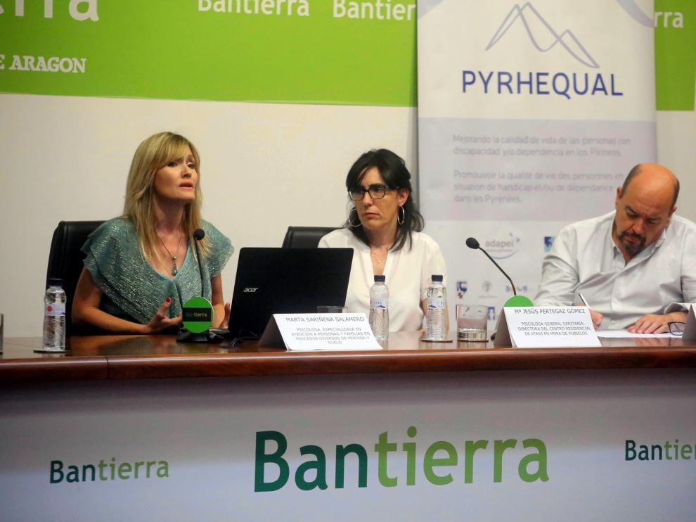 El final de vida en la discapacidad y dependencia, a debate en Huesca