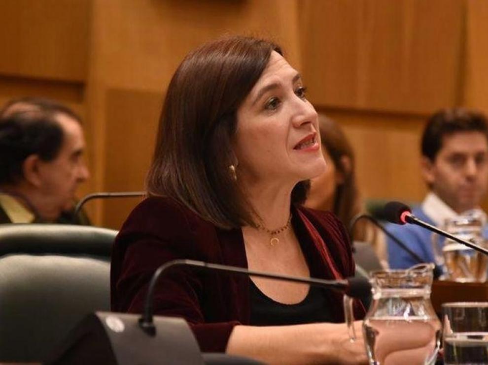 Fernández (Cs) será la vicealcaldesa de Zaragoza
