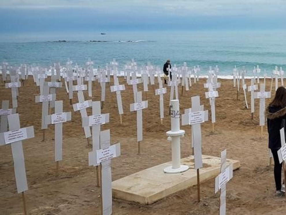 Se confirma la víctima número mil de la violencia machista en España desde el año 2003
